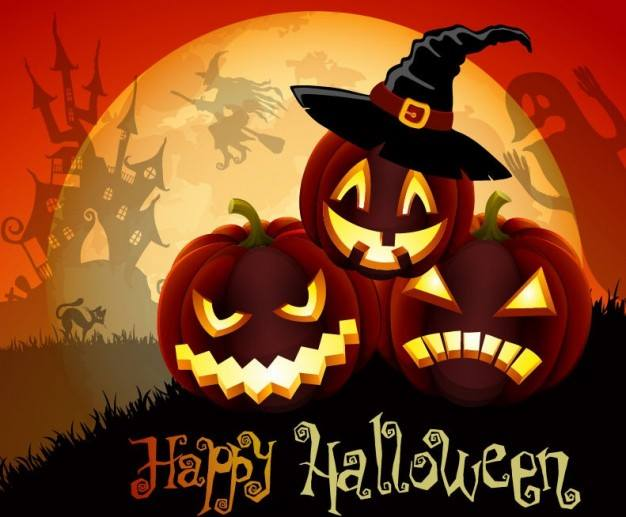 Saint-Barnabé fête Halloween !