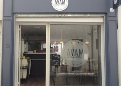 AVAM (A Voir et A Manger)