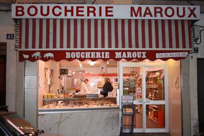 BOUCHERIE MAROUX