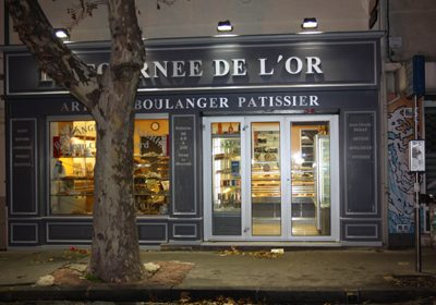 FOURNEE DE L'OR