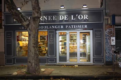 FOURNEE DE L'OR
