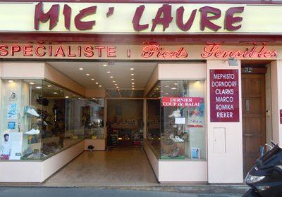 MIC LAURE