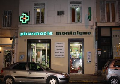 PHARMACIE MONTAIGNE
