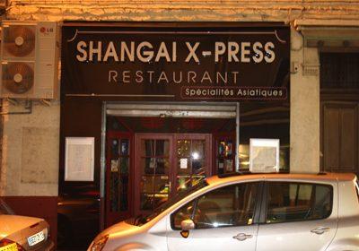 SHANGAI X PRESS