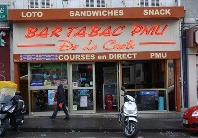 TABAC BRASSERIE DE LA CROIX