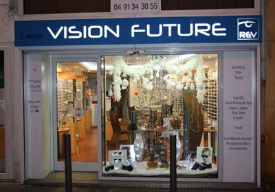 VISION FUTURE – OPTICIEN
