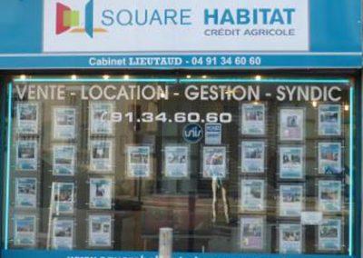 SQUARE HABITAT – Cabinet LIEUTAUD